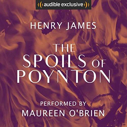 The Spoils of Poynton audiobook cover art