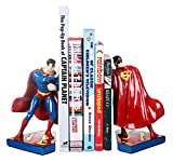 Half Moon Bay DC Comics Superman Figura sujetalibros