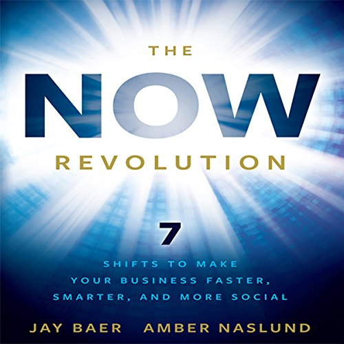 The Now Revolution cover art