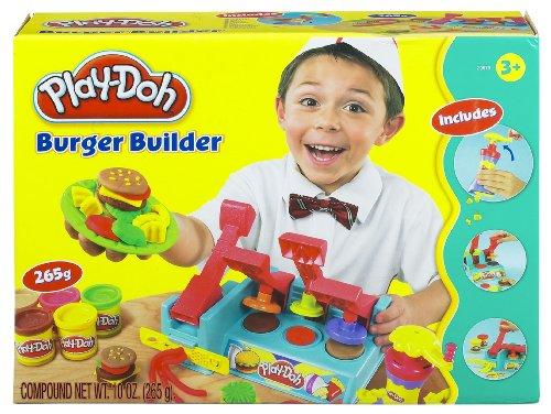 Playdoh - La hamburgueseria (Hasbro)