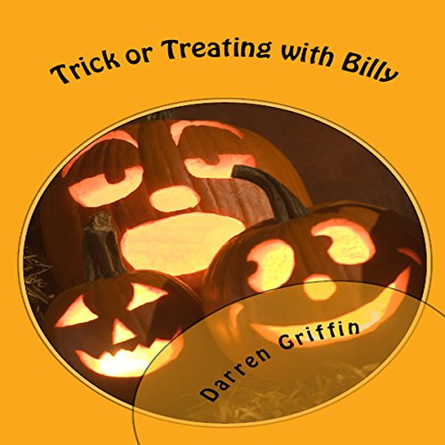 Trick or Treating with Billy audiobook cover art