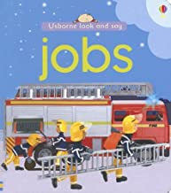 Jobs (Usborne Look and Say) (Look And Say Board Books)