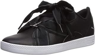PUMA Womens Smash Buckle Casual Sneakers,