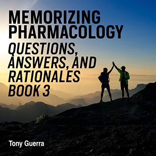 Memorizing Pharmacology audiobook cover art