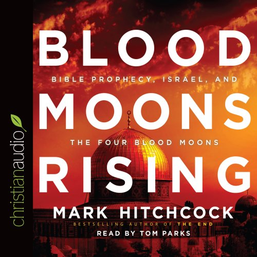 Couverture de Blood Moons Rising