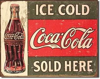 New Coca Cola Coke Sold Here 16