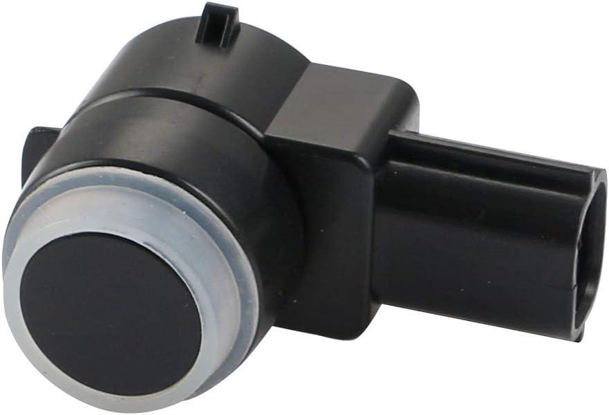 4pcs Reverse Backup Parking Sensor Radar Detector Rear Bumper Park Assist Object Sensor fits 15239247 25961317 25961321 25962147 Replacement for Cadillac Buick Chevy GMC