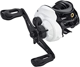 Fishdrops Baitcasting Reels Light Weight with Smooth Drag Systems Fishing Reel Baitcasting Classic Gear Ratio 6.3:1 Affordable Low Profile Baitcaster