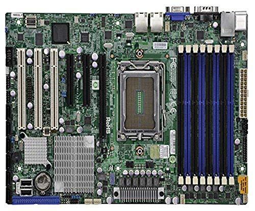 Supermicro H8SGL-F-O Mainboard Sockel AMD G34 8 x DDR3 Speicher ATX