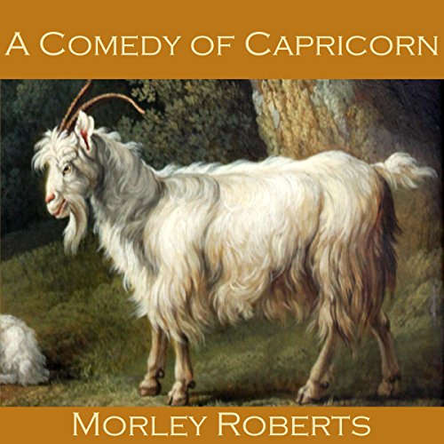 A Comedy of Capricorn audiobook cover art