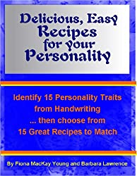 Delicious Easy Recipes for your Personality