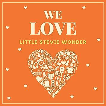 We Love Little Stevie Wonder