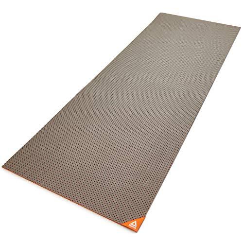Reebok Unisex-Adult Fitness Mat, Orange, Einheitsgröße