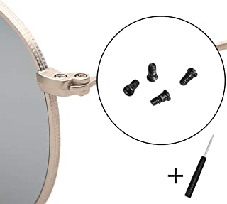 Best ray ban replacement screws Reviews