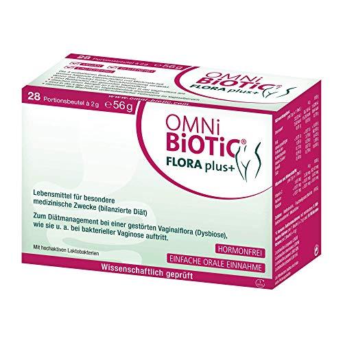 OMNI Biotic Flora plus+ Beutel, 1er Pack(1 x 56 g)