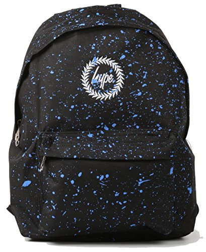 Hype Speckle Backpack (Black/Navy)