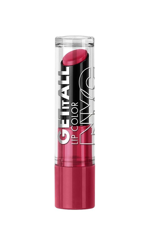 モンスター気をつけて実施するNYC Get It All Lip Color WondeREDful (並行輸入品)