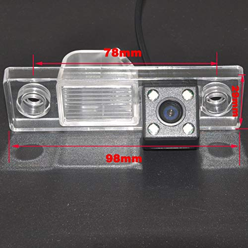 Auto-Rückfahrkamera-Monitor für Chevrolet Epica/LOVA/Aveo/Captiva/Cruze/LACETTI HRV