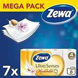 Zewa Toilettenpapier trocken Ultra Senses Riesenpackung