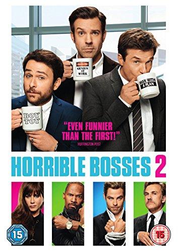 Horrible Bosses 2 [DVD-AUDIO]