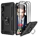 Dorris For Samsung A90 5G Case - [2 Packs Screen Protector]