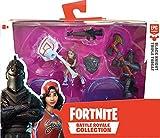 Fortnite Pack 2 Figuras Juguete (Concentra 63507)