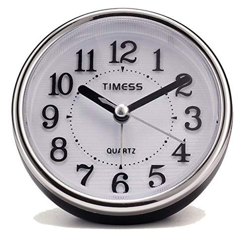 $ Réveil numérique Réveils, Horloges, Horloge Creative Mode for enfants, personnalité Lazy étudiants, nuit petites horloges d'alarme for enfants, Horloges de table, blanc (Color : B)