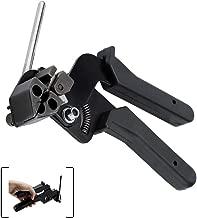 Pistola de corbata de cable, tensor automático de acero inoxidable herramienta cortadora