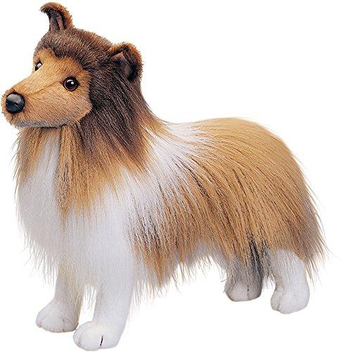 Cuddle Toys 295 Dixie SHELTIE Langhaar Collie Hund Kuscheltier Plüschtier Stofftier Plüsch Spielzeug