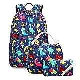 Abshoo Cute Dinosaurs Bookbags Lightweight Kids Backpacks for Girls Boys Kindergarten Elementary...