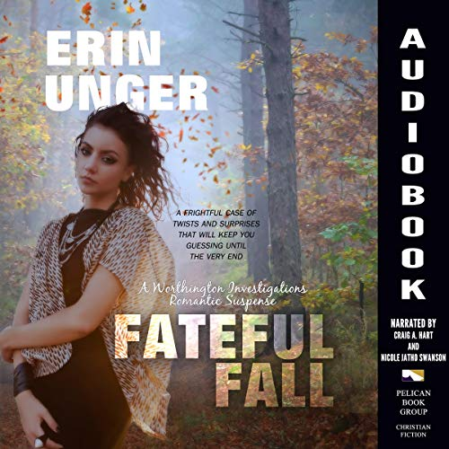 Fateful Fall audiobook cover art