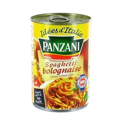 Panzani Spaghetti à la bolognaise