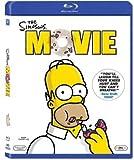 Simpsons Movie The BD [Reino Unido] [Blu-ray]