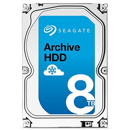 Seagate Archive HDD v2 8TB SATA 6Gb/s 128MB Cache 3,5