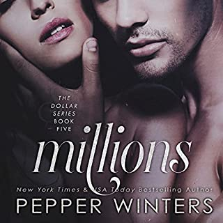 Millions audiobook cover art