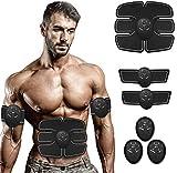 Insutam Abdominal Muscle Trainer for Men Women Abs Muscle Toner Abdomen Training for Abdomen/Arm/Leg Fitness Home Office Exercise
