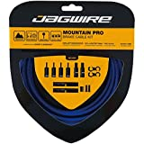 Jagwire pck405Kit Cable y Gaines Unisex, SID Blue