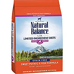 Natural Balance L.I.D. Limited Ingredient Diets Small Breed Bites