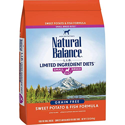 Natural Balance Puppy Formula L.I.D. Limited...
