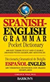 Spanish-English Grammar Pocket Dictionary