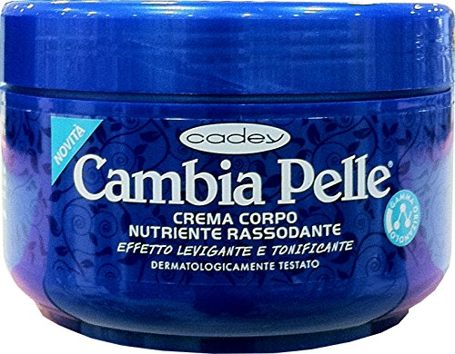 Cadey Cambiapelle Crema Corpo Nutriente Rassodante 500 ml