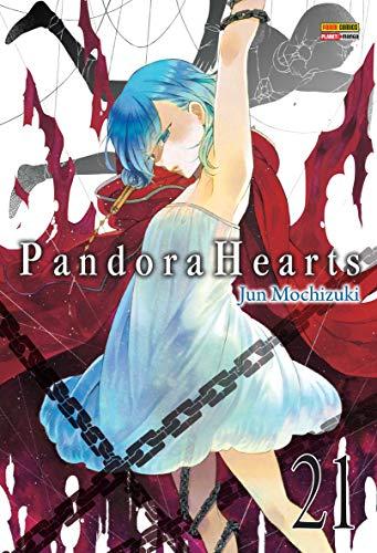 Pandora Hearts Ed. 21