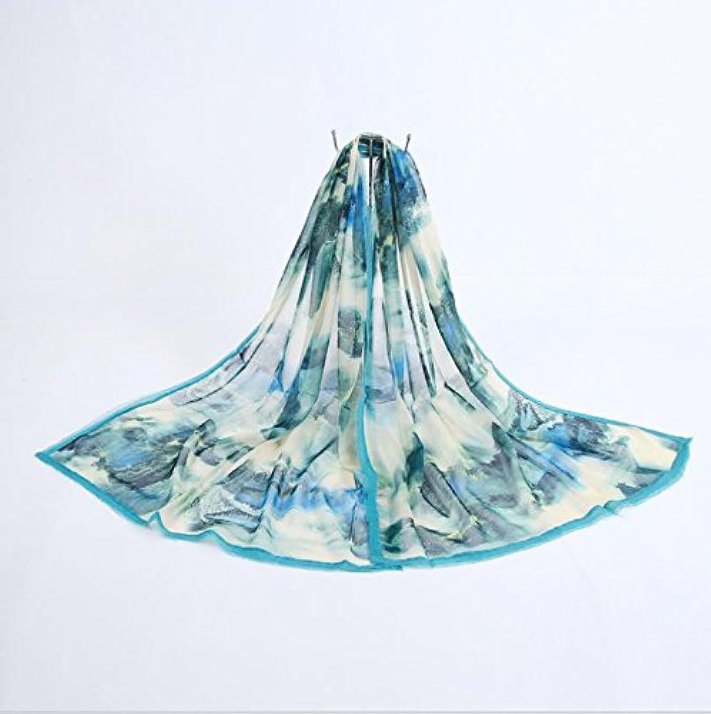JYB Large silk scarf, scarf, warm, decorative shawls