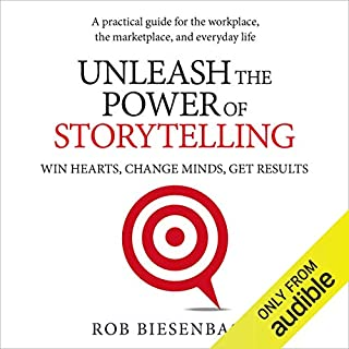 Unleash the Power of Storytelling audiobook cover art