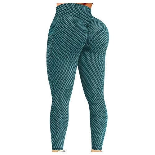 COVIDI High Waisted Leggings for Women, Buttery Soft Elastic Opaque Tummy Control Leggings,Plus Size Workout Gym Yoga Stretchy Pants