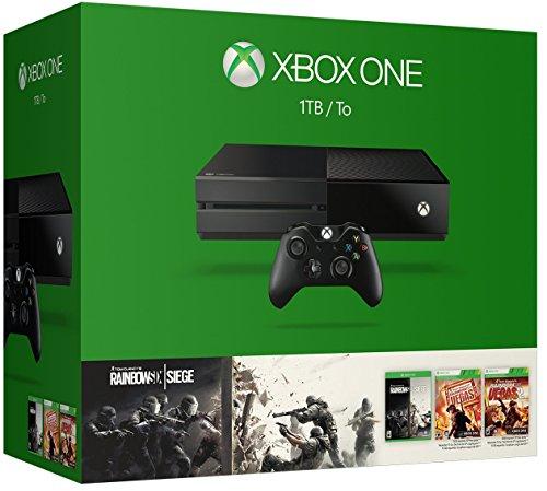 Xbox One 1TB Console - Tom Clancy's Rainbow Six Siege Bundle [video game]