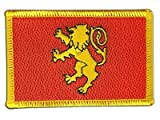 Aufnäher Patch Flagge Malta Valletta - 8 x 6 cm
