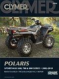 Clymer Polaris Sportsman 600, 700 & 800 Series 2002-2010 (Clymer Motorcycle Repair) by Clymer Staff (13-Aug-2010) Paperback