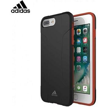 Trastorno persona que practica jogging Recuerdo  Amazon.com: Adidas Performance - Solo Case for Apple iPhone 6 Plus /6s Plus/7  Plus/8 Plus - Black/Red