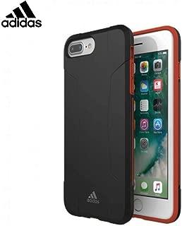 Adidas Performance - Solo Case for Apple iPhone 6 Plus /6s Plus/7 Plus/8 Plus - Black/Red